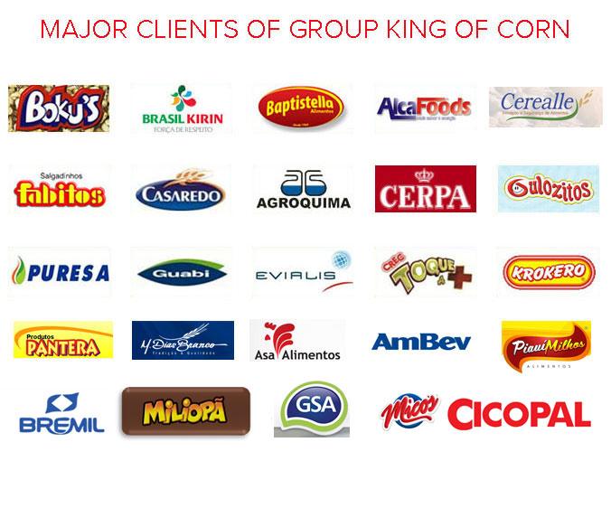 Customers - Corn King Food Group